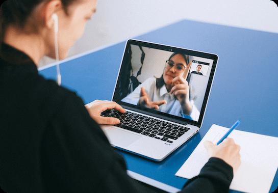 Digitalt medarbetarsamtal